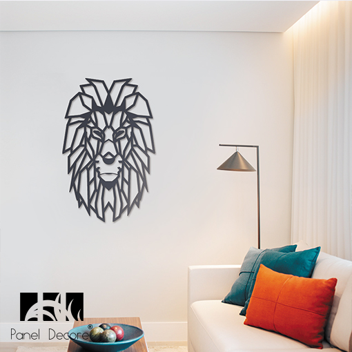 FIGURA-DECORATIVA-LEON-PANEL-DECORE